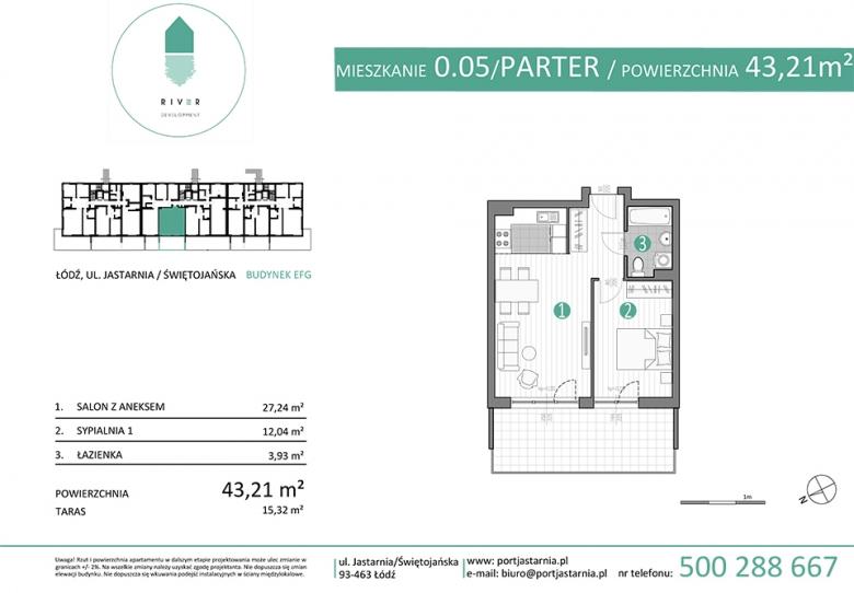 Apartament nr. 0.05