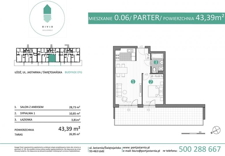 Apartament nr. 0.06