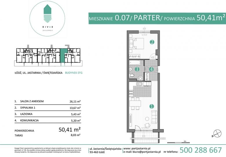 Apartament nr. 0.07
