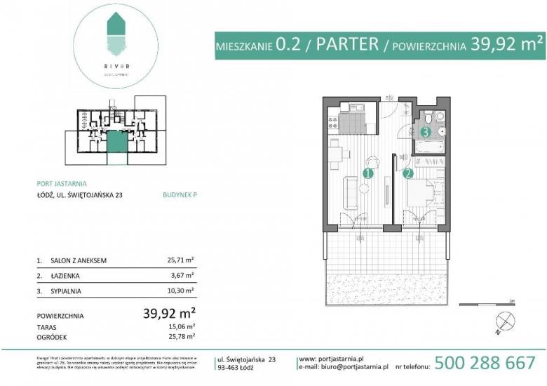 Apartament nr. 0.2
