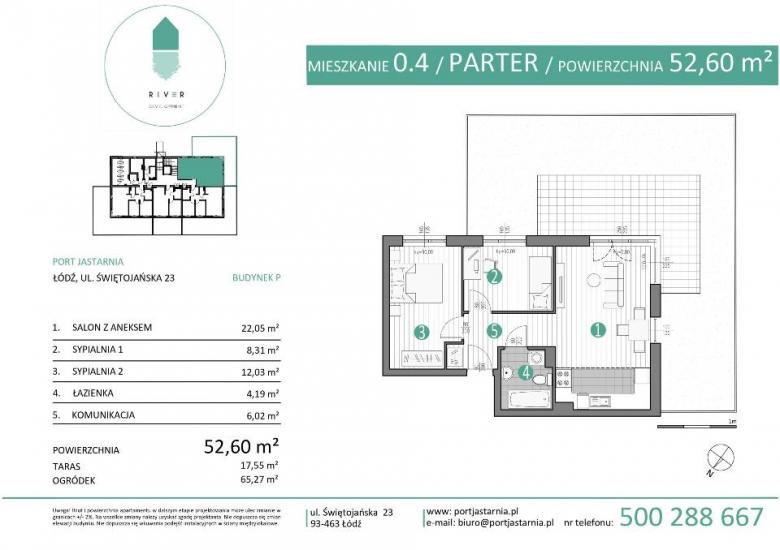 Apartament nr. 0.4