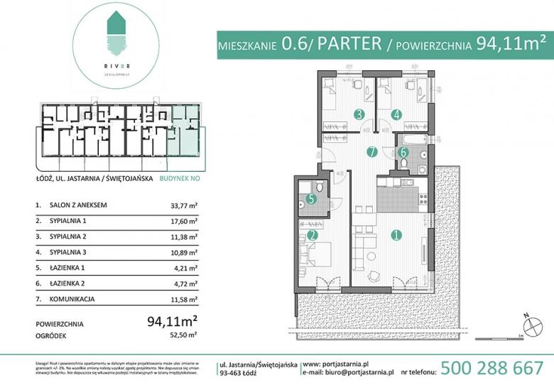 Apartament nr. 0.6